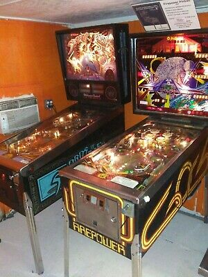 Williams Firepower Arcade Pinball Machine