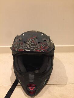 Wanted: Motorbike helmet