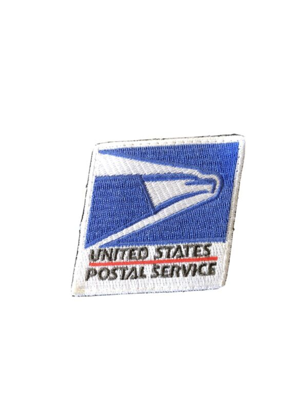 UNITED STATES POSTAL SERVICE Official USPS Mailman Embroidered Patch Post Office