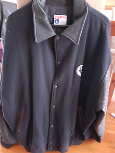 Collingwood Magpies Football Club Outwear Leather jacket Endeavour Hills Casey Area Preview