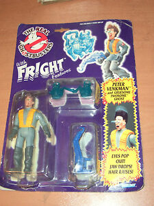 VINTAGE-80S-GHOSTBUSTERS-PETER-VENKMAN-FRIGHT-FEATURES-MOC