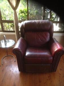 RECLINER ARMCHAIR , SUPER COMFORTABLE Maroubra Eastern Suburbs Preview