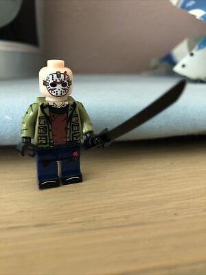 Horror/Halloween - Minifigures Jason Voorhees