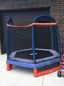 Little tykes trampoline