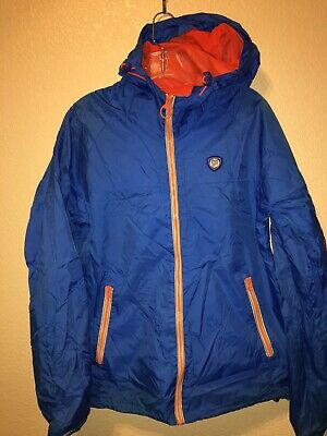 Superdry Sport Mens Hoodie Large  Rain Jacket