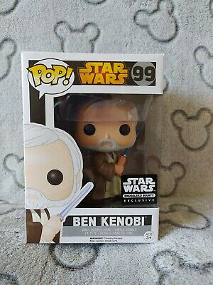Star Wars Ben Kenobi Smugglers Bounty Funko Pop