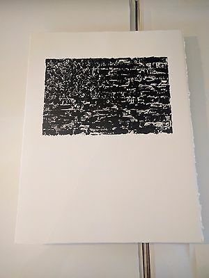 JASPER JOHNS - Flag 1 -  Offset Lithograph Facsimile 1975 ULAE Art Print Limited