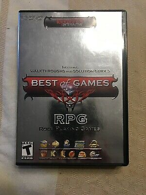 Best of Games: RPG (PC, 2006) ()