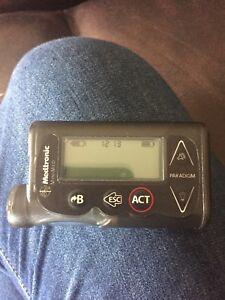 Medtronic Minimed Paradigm Insulin Pump