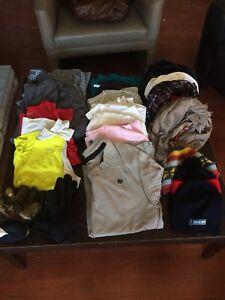 Men's size medium clothing lot