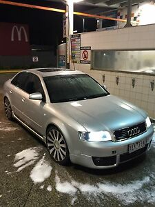 AUDI A4 QUATTRO TURBO $7000 negotiable Caroline Springs Melton Area Preview