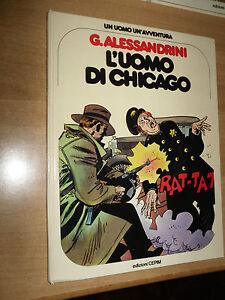 UN UOMO UN'AVVENTURA NUMERO 12 DI GIANCARLO ALESSANDRINI ED. CEPIM 1977 OTTIMI - Italia - UN UOMO UN'AVVENTURA NUMERO 12 DI GIANCARLO ALESSANDRINI ED. CEPIM 1977 OTTIMI - Italia