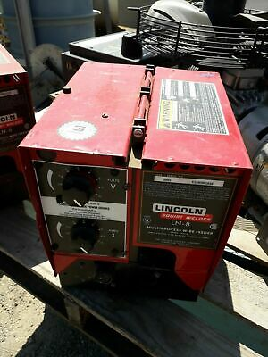 Lincoln Electric Welder Ln-8 Wire Feederas-described-as-availabledeal