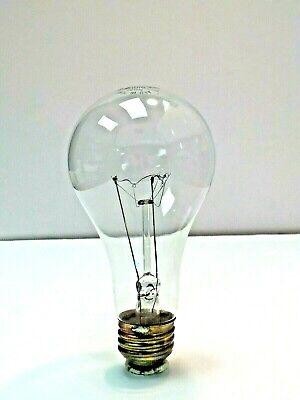 (12) 100 A21CL 130V Incand. Light Bulb  1160 LM 10K HOURS -