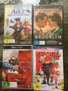 Movies - new/sealed. $5 each