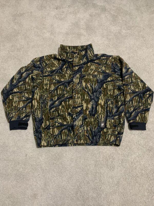 Browning Hydro Fleece Hunting Set Jacket Gloves Bibs RARE CAMO QUIET GORETEX