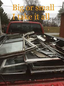 Scrap steel /appliance /old tvs /motorcycles/boats/removal  free