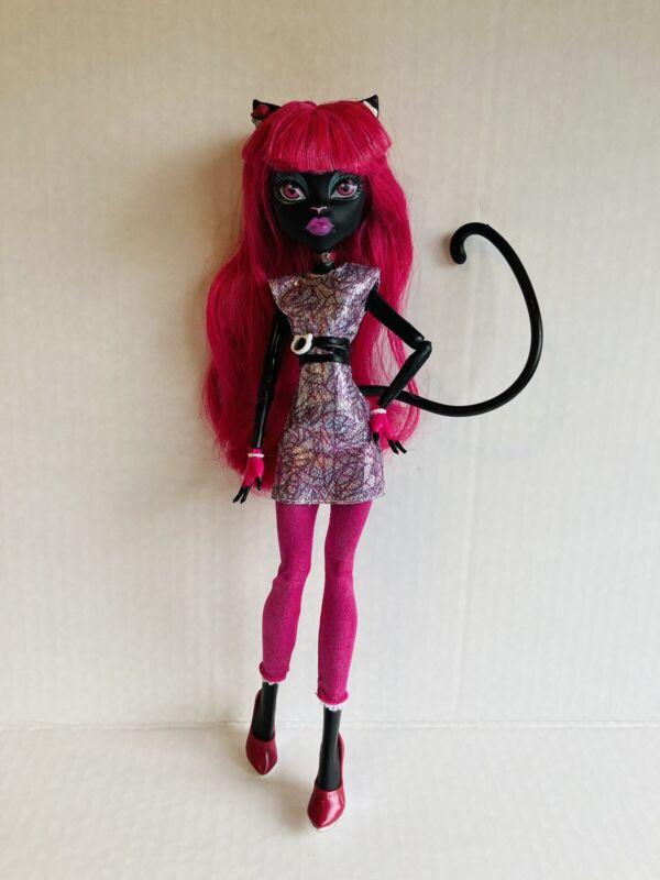 Monster High - New Scaremester - Catty Noir - Used