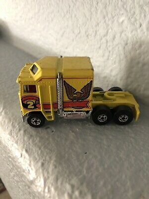 Loose Hot Wheels, Thunder Roller Semi