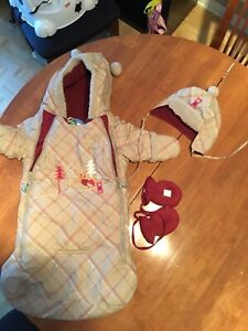 Vêtement d'extérieur pour bébé