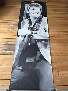 XL Bruce Springsteen Poster