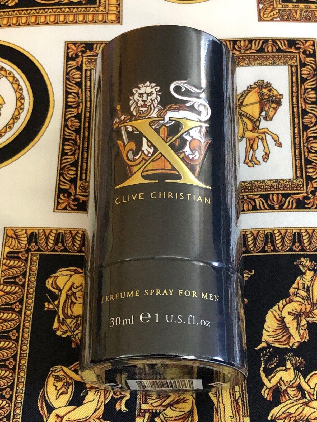 Genuine Clive Christian X for Men Perfume Spray 1oz 30ml Bra
