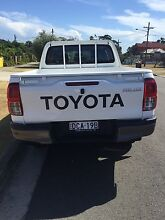 TOYOTA HILUX 2016 TUB Chifley Eastern Suburbs Preview