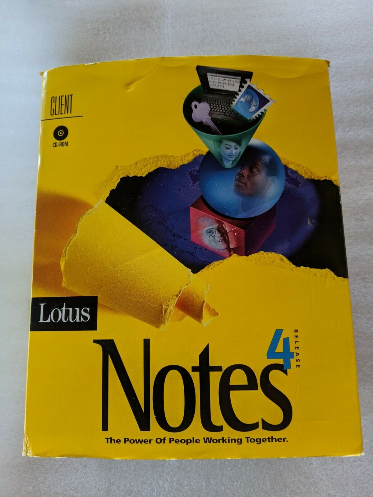 Lotus Notes 4 - Complete Software & Documentation Bundle (release 4.1a)