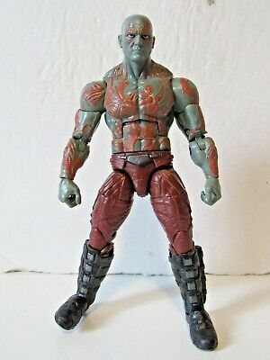 "Marvel Legends Guardians of Galaxy Groot Baf Series Drax 6"" Action Figure"