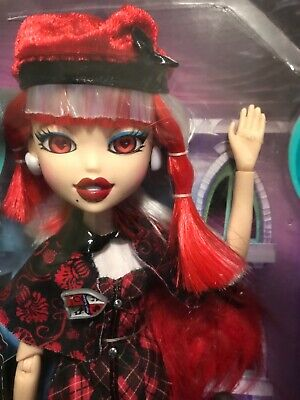 Bratzillaz Jade J'Adore - Back to Magic - Mint in Box - Witch doll MGA