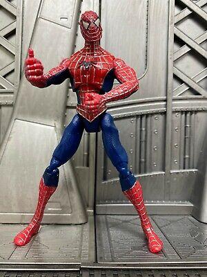 """Marvel Legends Hasbro Spider-Man 3 Movie SPIDER-MAN 5"""" inch Action Figure 8"""