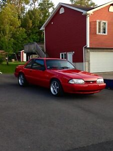 1992 Mustang 5.0 lx coupe