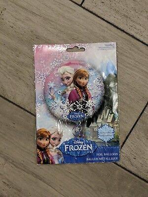 1pcs Disney Frozen Elsa Birthday Mylar Party Decoration Theme Supplies Balloon ](Frozen Theme Party)