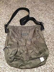 Jolly Jumper, Columbia Diaper Bag and Infantino Carrier