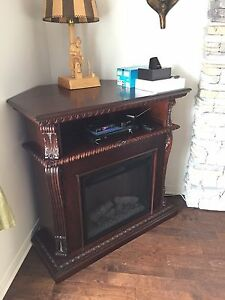 Gorgeous electric Fireplace