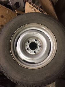 5x5 or5x127 Astro van wheels and tires