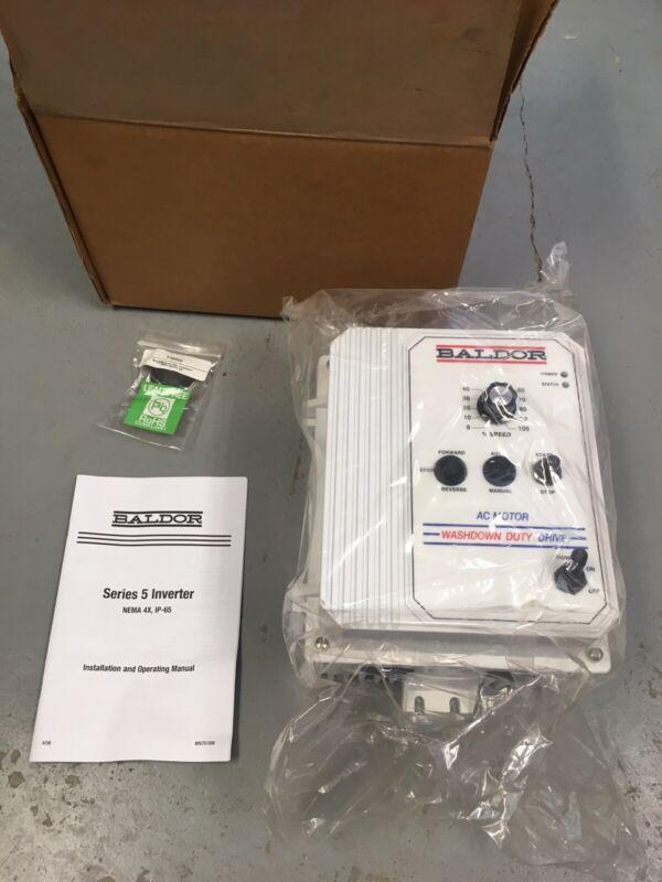 Baldor ID5203-WO AC Motor Drive 208-230v-ac