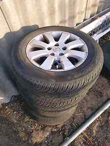 Holden astra rims 15inch Eaton Dardanup Area Preview