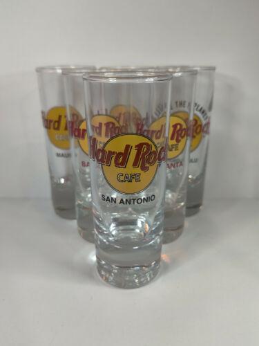 Hard Rock Cafe Shot Glass - Choose Your City