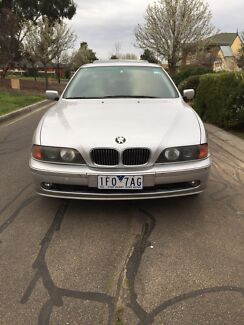 2001 bmw 530i sports with rego very clean  Craigieburn Hume Area Preview