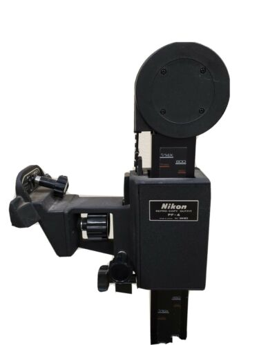 Nikon PF-4 Repro Outfit Copy Stand W And PA-2 Base Board Excellent - $399.99