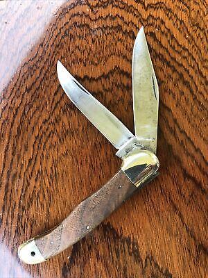 Carl Schlieper German Eye Brand '50's Folding Hunter Knife