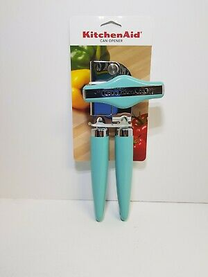 KITCHENAID MANUAL CAN OPENER AQUA