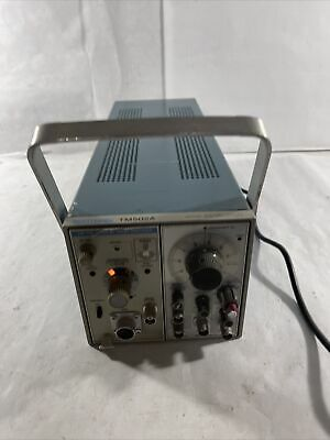 Tektronix Tm502a Plugin Mainframe W Am503 Fg 502 - Am W1a