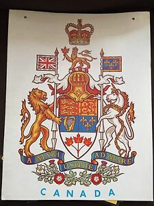 Canada and all Provinces and Territories, COAT OF ARMS KIT