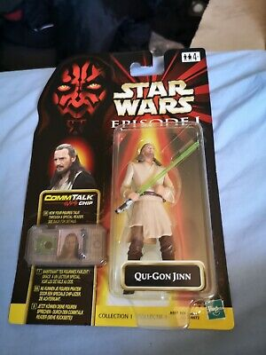 Star Wars Episode 1 Qui - Gon Jinn Collection 1