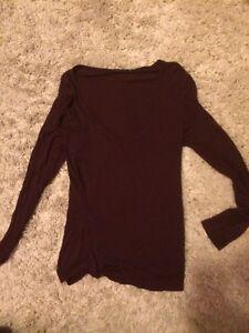 Small aritzia long sleeve shirt