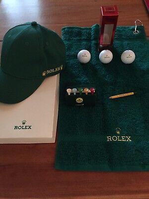 """Golf Zubehör Geschenk Rolex Golf Gift Set """"Nicht im Handel erhältlich"""" online kaufen"""