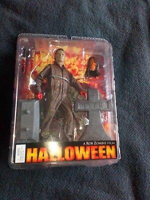 Neca-halloween (NECA Halloween Rob Zombie Michael Myers Action Figure  New Sealed  )