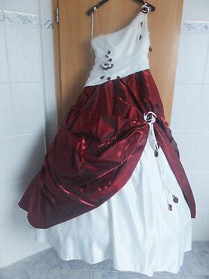 Wie neu: Wunderschönes Ballkleid, Brautkleid, Sissikleid, Prinzessinnenkleid, 38 online kaufen